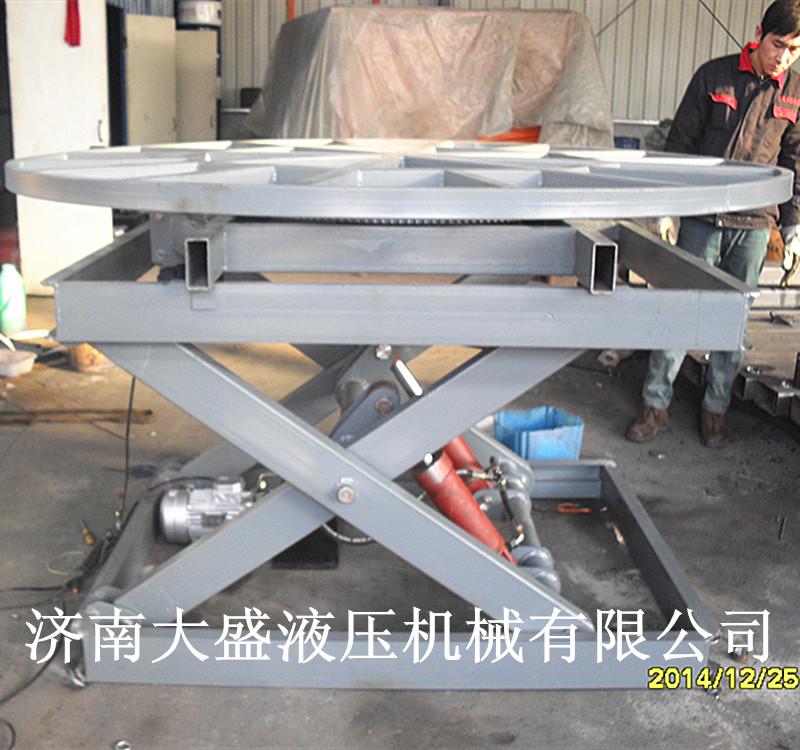 旋转升降舞台----济南大盛舞台设备有限公司
