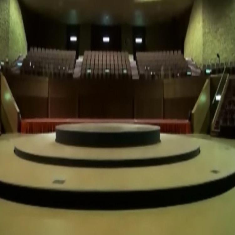 液压升降舞台