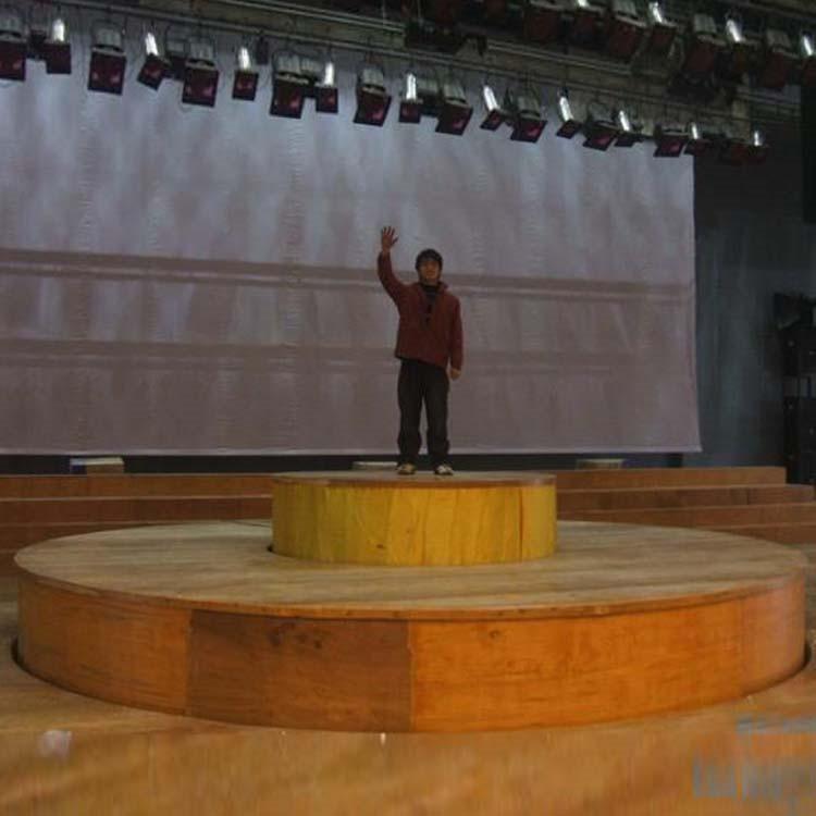 多层升降旋转舞台